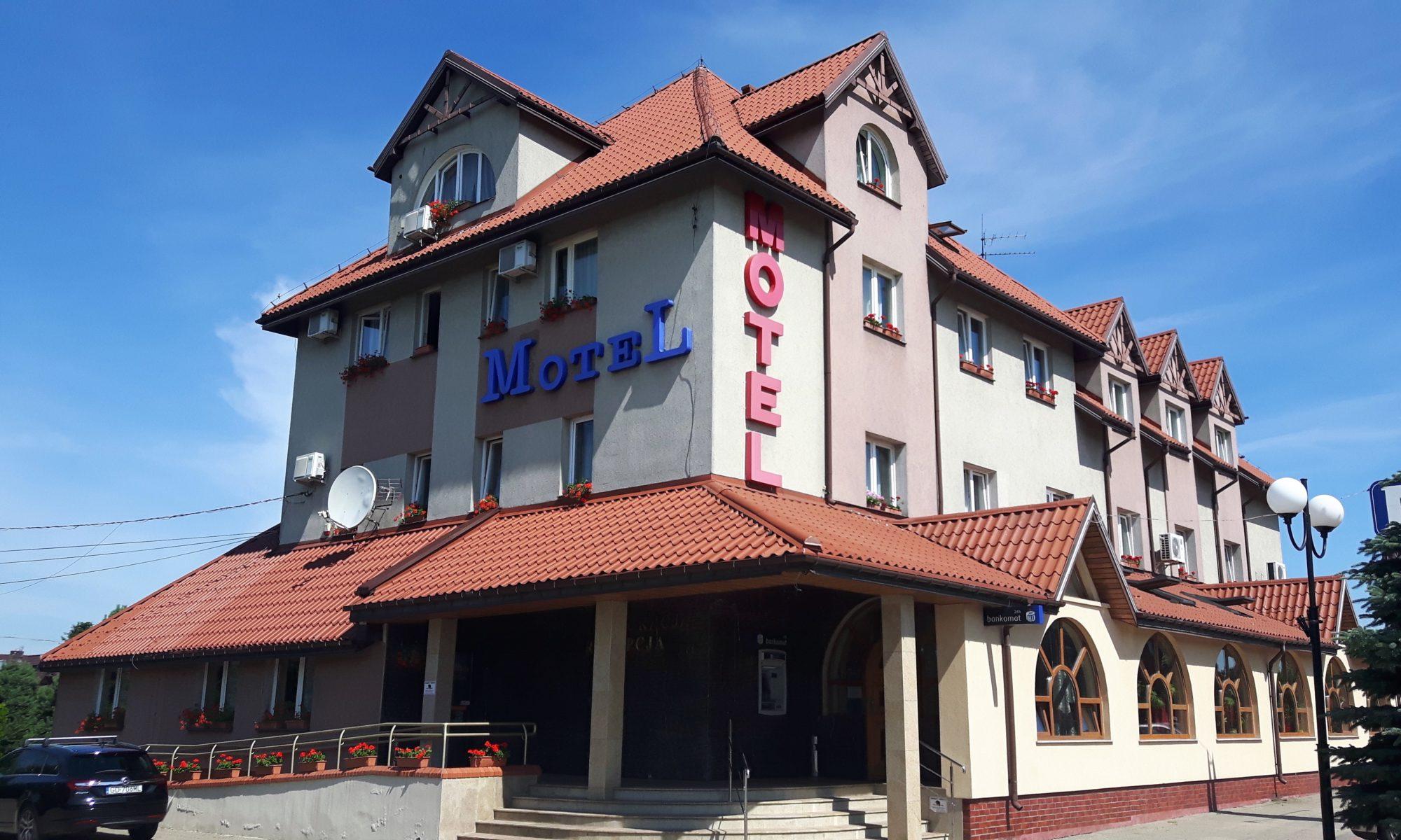 Motel Zacisze - Hotel w Łomży / Piątnica